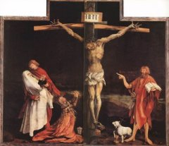 Behold - the lamb of God, that bears the sins of the world +