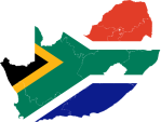 South-Africa-in-flag