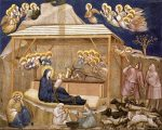 Nativity Giotto-di-Bondone