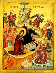 nativity-christ icon
