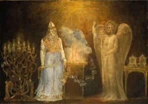 zacharias in the temple