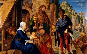 Albrecht-Durer-Wallpaper-The-Adoration-Of-The-Magi