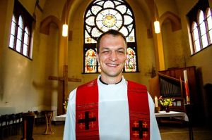 Thomas Beneke Ordination