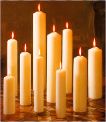 church candlesw