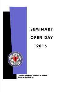2015 Invitation LTS Open Day