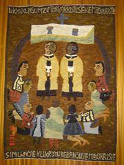 Seminary tapistry