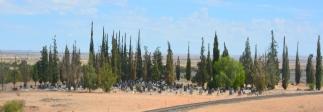 Friedhof in Namibia