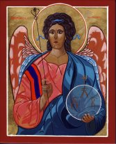 icon St Michael KEOH