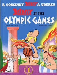 Astrixs at the olympics