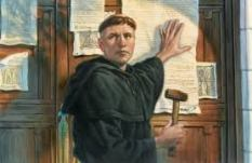 Martin Luther & the 95 Theses