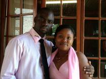 Eric and Laura Gboto