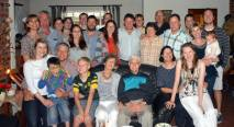 Papa Scharlachs 90.Geburtstag 2015