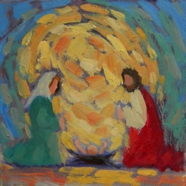 _the_holy_family__nativity_scene_ Heidi Malott