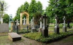 Friedhof in Berlin