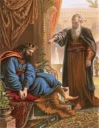 King David and Nathan1