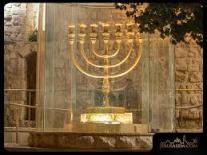 Temple Menorah