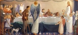 DIVINE GRACE Parable-of-the-banquet