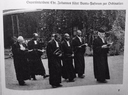 Ordination in Salem