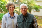 Ingrid und Günter Scharlach 2014
