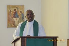 Pastor M.J. Nkambule