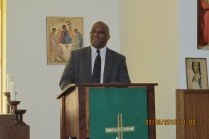 Rev Dr. E.S. Sithole