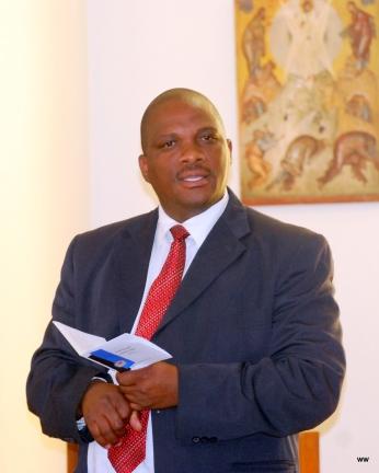 Rev. M.J. Nkambule