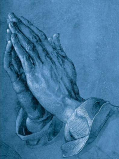 Praying-Duerer