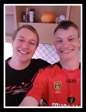 Christoph und Matz in Linz 2017