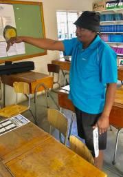 Ben Mokopanele tutor 2017